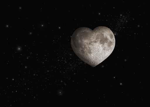 hechizo de amor con luna llena