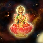 Maa MahaLakshmi Devi Laxmi Goddess of Wealth