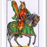 Ritual de amor con cartas del caballo